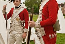 American Revolutionay War Uniforms