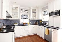 Dream kitchens / by Cynthia Durham-Bell