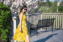 THE MAKING OF A PERFECT SUMMER DRESS / What are the things that come to your mind when you picture the perfect summer? Click to read now! #TheStreetEdit #StyleEdit #Fashion #Style #AnnTaylor #AnnTaylorStyle #OOTD #Lifestyle #StyleTips
