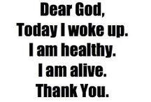 I Believe in...