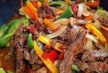 Slow Cooler / Pepper steak