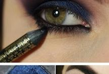 Augen make up / Eyes