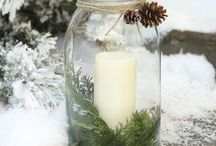 Sleigh Bells Jinglin' / Ideas for the winter holidays - Christmas, Hanukah, Kwanzaa, New Year's Eve
