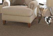 Refined Step / A beautiful two-colored grid pattern from Tuftex Carpets of California