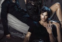 The Vampire Diaries / by Vhec Acuña-Cosa