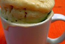 Food in a mug