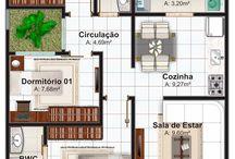 Casas planta baixa