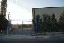 CODE No: 4064  Freehold industrial premises for sale on the Agios Sylas / CODE No: 4064  Freehold industrial premises for sale on the Agios Sylas Industrial Estate. The building is located very near the motorway with easy access to other towns and Limssol town. The building is 5 years old, with total covered areas of 1020 sq/m, on a plot of 2440 sq/m. There is three phase current supply, a large parking area in the front of the building, three large automatic doors, a kitchen, showers, wc and double glazing. Permission to build 2 floors. Selling Price: € 1.000.000