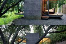 Glass & Concrete