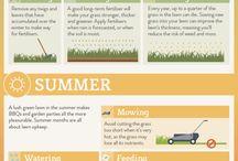 Cuidar el pasto!