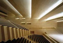 Auditorium dettagli