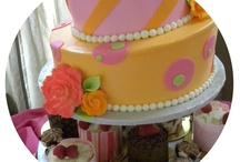Wedding-cakes/food / by Deb Robison