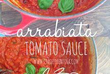aribriata sauce