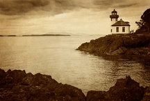 Lighthouses / by Cindy Grigsby Johnson