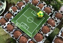 Festa temática Futebol! !