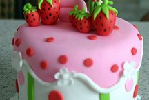 Strawberry shortcake cake ideas