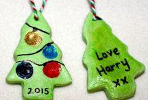 Kids made Christmas gifts