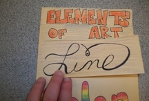 ELEMENTS OF ART / by Nicole Elizabeth