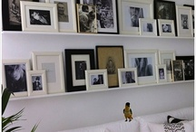 Creative Ideas for the Home / Idea's for home from photo frames to lamps shades