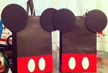 Birthday Themes: Mickey Mouse