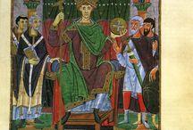 Miniatura Otoniana. Gospel Book of Otto III c. 1000