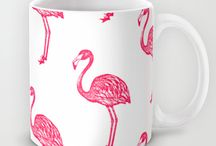 Flamingos Love