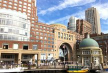 Inside Boston Harbor Hotel / Take a look inside the five-star waterfront Boston hotel