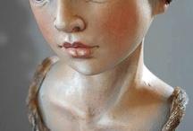 Art Dolls / by Mary Palmer