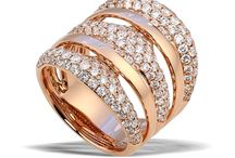 Rose Gold / Rose Gold from Beverly Hills Pawn (The Dina Collection)