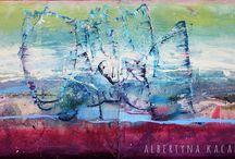 malarstwo painting Albertyna Kacalak / http://www.kacalakalbertyna.com/