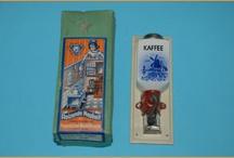 Antique dollhouse & accessories