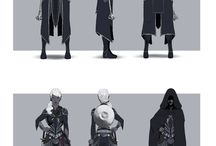 D&D Drow Reference
