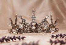 Crowns, tiaras