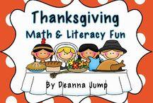 Thanksgiving Kindergarten