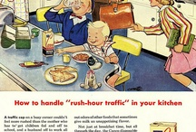 Advertising / It's interesting to see how products were promoted in the past.