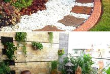 Garden Decor, etc