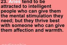 Aries nature