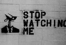 Stop Watchnig Me