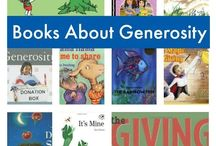 Books About Generosity