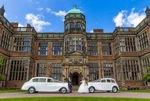Platinum Wedding Cars - Gallery / Photos of our beautiful vintage, classic and modern cars in action.