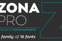 Typografia, kroje pism / Dobre fonty, kroje pism (a nie czcionki!)