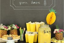 Pineapple Party / by Candy Bar Sydney