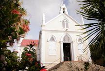 Church Weddings, St. Croix, USVI -- Kelly Greer Photography / It isn't all beaches! ;) Kelly Greer Photography--