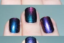 Nail polish and nail art / by Lee Anh Kim