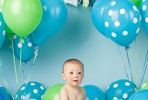 Boy 1 year birthday party