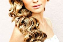 Hairstyles for long hair / by Anna Wooley