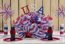 ChristinaLynn ✨Fourth of July ✨ / ✨Red , White and Blue ✨ / by Christina Lynn Fineout Sherman ( Fineout )