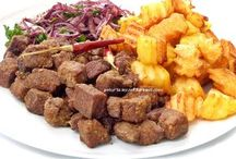 Türk mutfağı yemekler