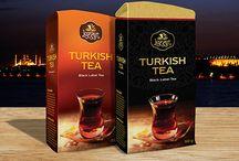 TURKISH TEA PACKING