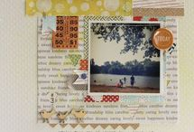 Scrap booking  / by Amy McLain